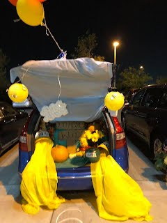 Annual Trunk 'n Treat Party